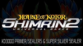 House of Kolor Shimrin 2 Sealers