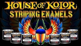House of Kolor Striping Enamels