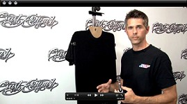 Black T-Shirt Prep Techniques w/ Kent Lind
