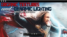 Organic Texture & Dynamic Lighting w/ Cory Saint Clair