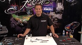 Airbrush Overview