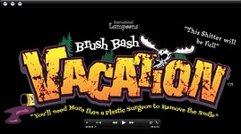 International Lampoons Brush Bash Vacation 2013
