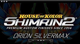 House of Kolor Shimrin 2 Silvermax
