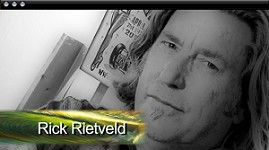 Rick Rietveld Interview/Shop Tour