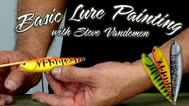 Basic Lure Painting w/ Steve Vandemon
