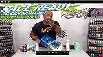 Race Ready RC Car Painting with Charlie Barnes